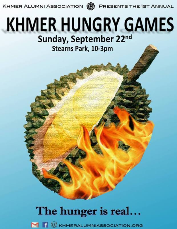 Khmer Hungry Games
