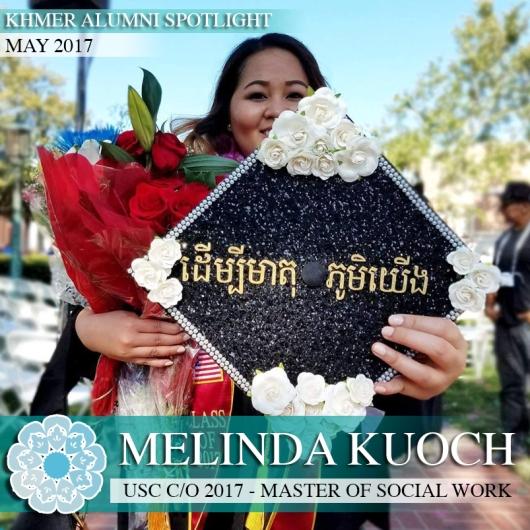KAA SPOTLIGHT - MELINDA KUOCH